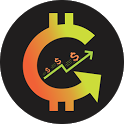 Live Coin Rate - CryptoCurrency icon