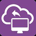 Tiscali Backup icon