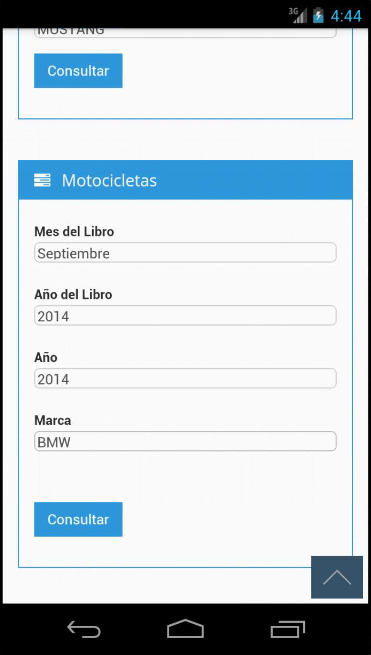 Libro Azul Plus- screenshot
