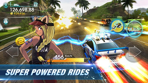 Viber Infinite Racer screenshot 4