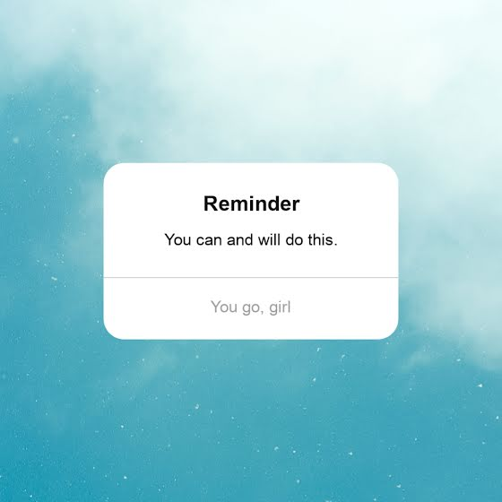 You Can & Will - Instagram Post Template