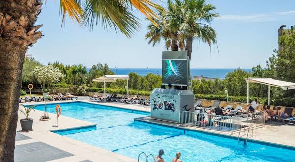 Hotel Apartamentos Vistasol & Spa