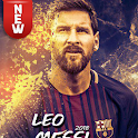 Wallpapers of Messi HD icon