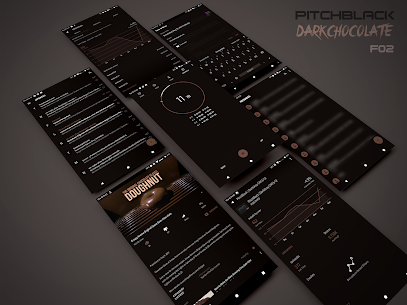 PitchBlack – Substratum Theme For Oreo/Pie/10 v82.6 Patched 9
