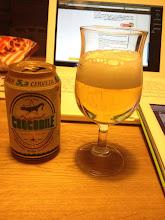 Photo: クロコダイルビール。妻がIKEAで買って来てくれた。軽いな〜