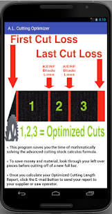 A. Linear Cutting Optimizer- screenshot thumbnail