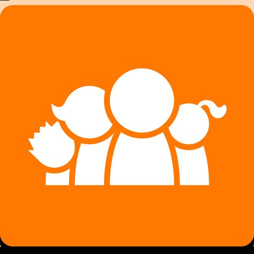 Family Place, agenda familial Icon