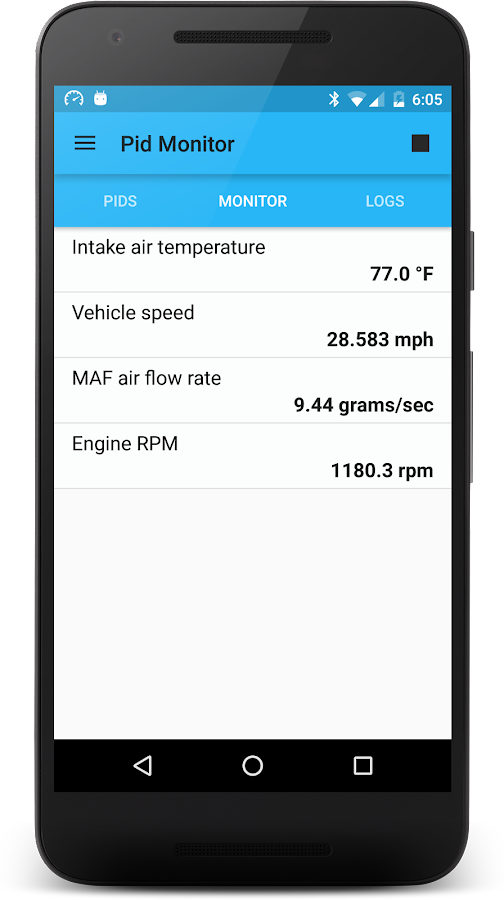 Virtual Dyno Mobile- screenshot