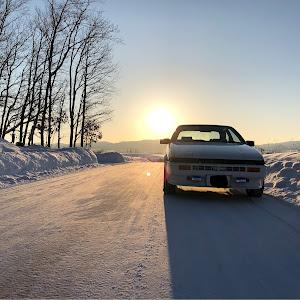 スプリンタートレノ AE86  GT-V 昭和58年式のカスタム事例画像 ヒナ丸さんの2019年01月14日16:11の投稿