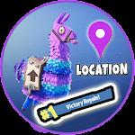 Fortnite Rare Llama Location Map Icon