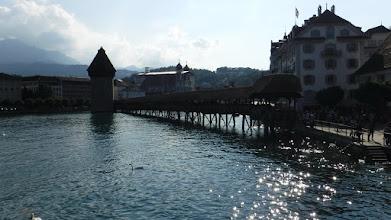 Photo: Kapelbrücke /Luzern/