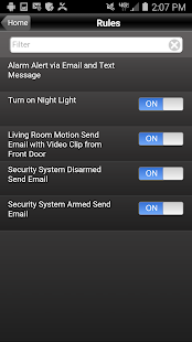 BHN Home Security and Control- screenshot thumbnail