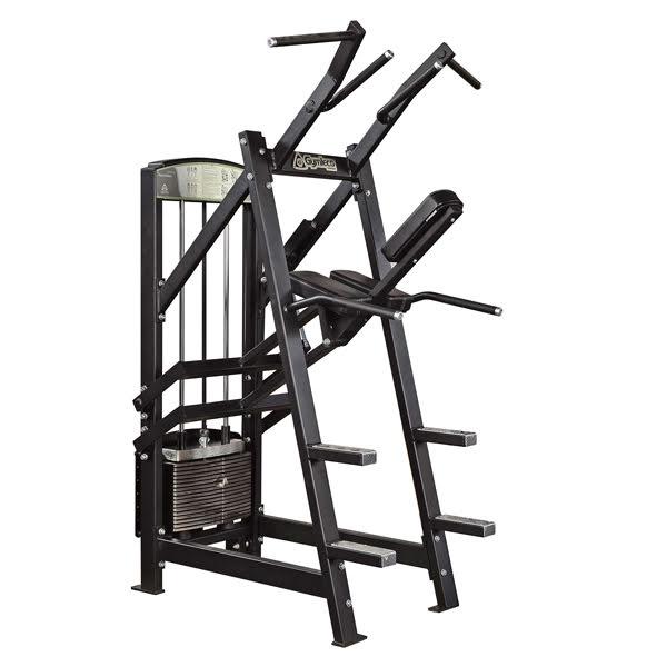 Chins/Dips med motvikt, 100 kg