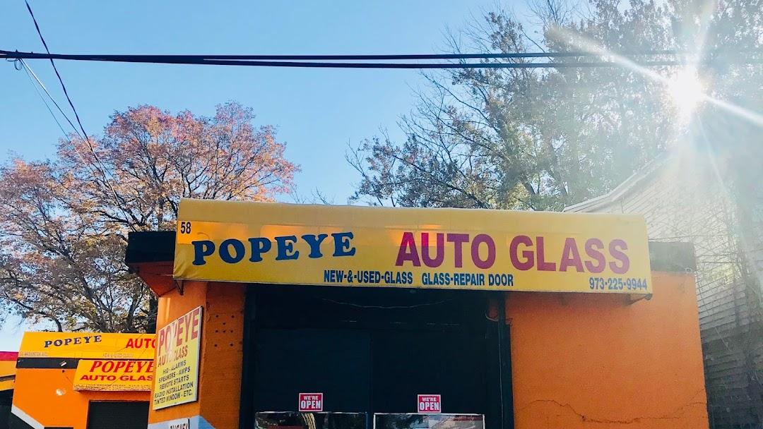 Popeye Auto Glass Llc Auto Glass Shop In Paterson