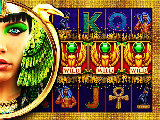Diamonds Of Egypt - Slots Screenshot