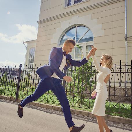 Wedding photographer Dmitriy Fomenko (Fomenko). Photo of 09.01.2018