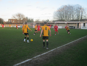 Photo: 02/01/12 v Cray Wanderers (Isthmian League Premier Division) 2-3 - contributed by Justin Holmes