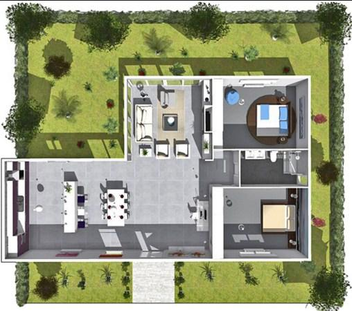 3d big house layout android apps on google play for Home plans with photos of inside and outside
