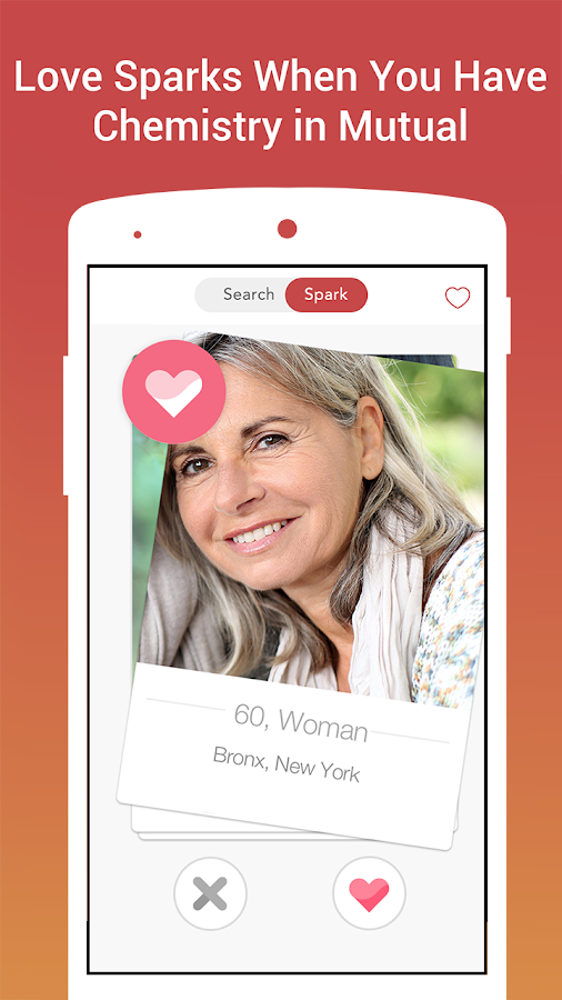Senior Dating For Singles 50+- screenshot