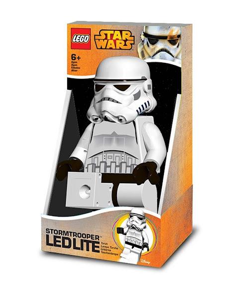 Imagen de contenido Linterna 20 Cm. Lego® Stormtrooper