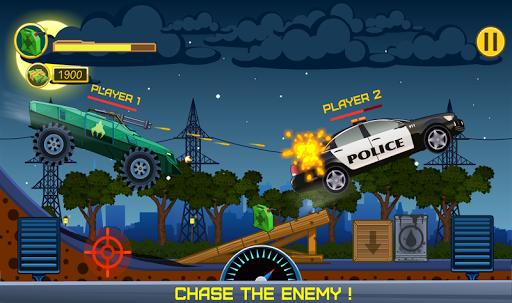 Two players game - Crazy racing via wifi (free) 1.2.8 5