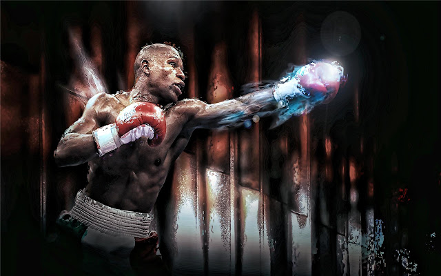 Floyd Mayweather Themes & New Tab