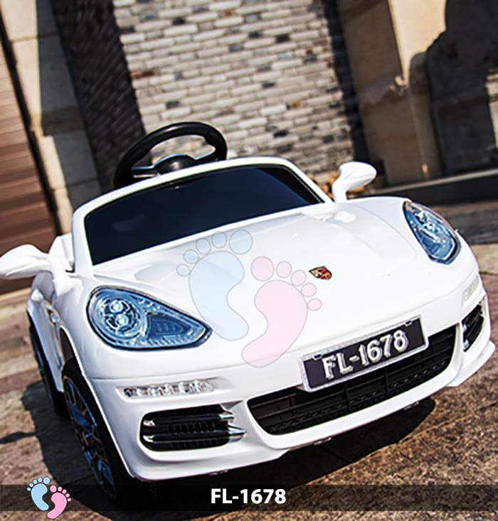 Xe điện thể thao cho bé Porsche FL-1678 8