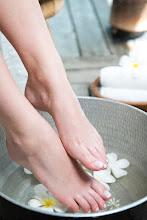 Photo: Nikoi pedicure treatments in the dedicated spa