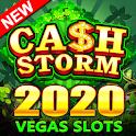 Cash Storm Casino - Online Vegas Slots Games icon