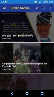Bimbo Daramola - náhled