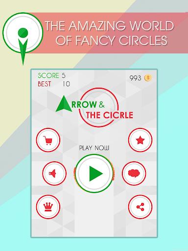Arrow The Circle
