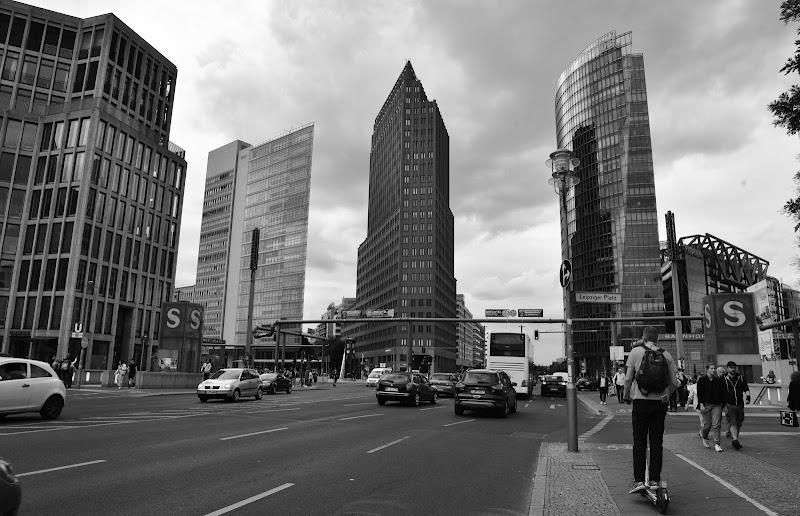 Mobiltità berlinese di Ilaria Bertini