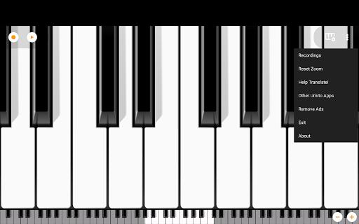 Mini Piano Lite 4.5.5 screenshots 14