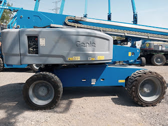 Picture of a GENIE S-85
