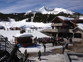 Photo: Base at Big Sky