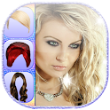 Hairstyle Changer Photo Booth icon