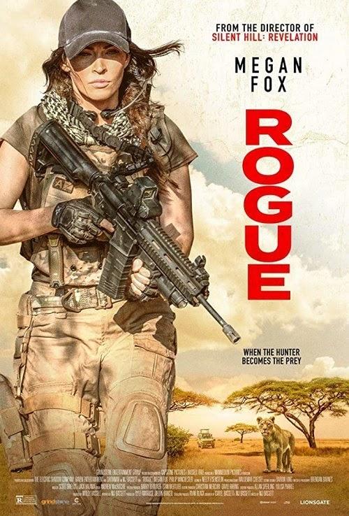 Rogue (La mercenaria)