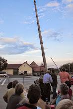 Photo: Bilder rund um den Maibaum - er fällt.. oder so was.. ähnliches..