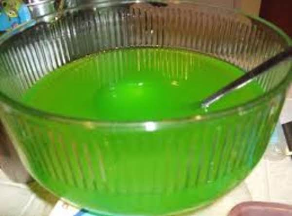Evergreen Punch Recipe