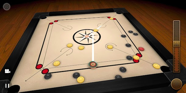 Carrom Club 3D FREE ( CARROM BOARD GAME ) 1