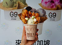 G9分子冰淇淋花蓮店