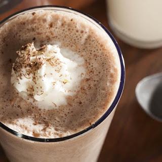 Thick Chocolate Milkshake