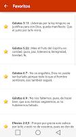 Screenshot of Reflexiones Biblicas
