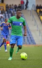 Photo: Abdulai Bell-Baggie [Leone Stars v Swaziland 18 May 2014 (Pic: Darren McKinstry)]