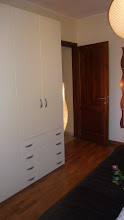 Photo: Ample wardrobe space