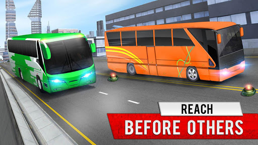 City Coach Bus Simulator 2020 - PvP Free Bus Games apkdebit screenshots 6