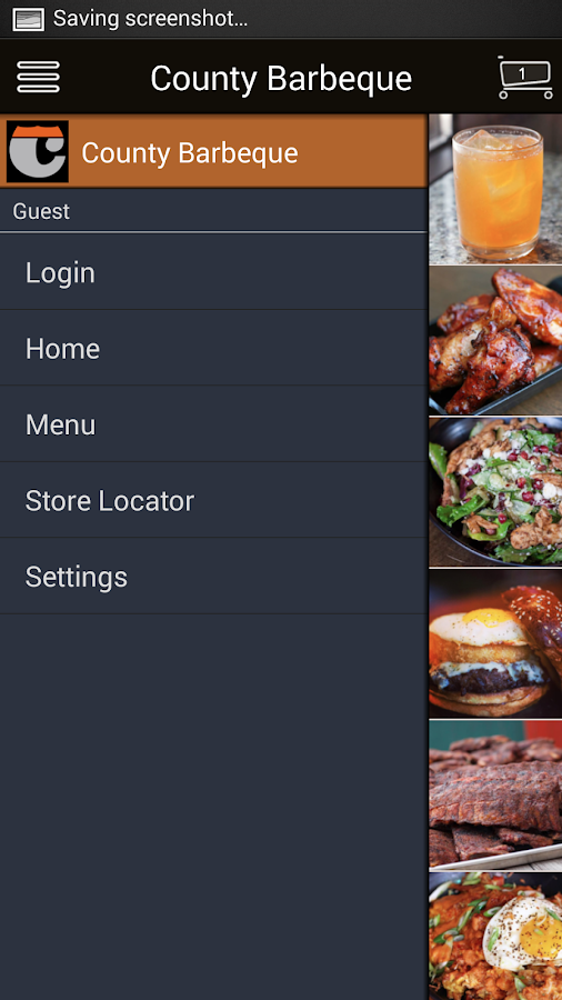 County Barbeque- screenshot