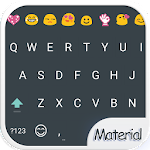 Material Dark Emoji Keyboard 1.2.2
