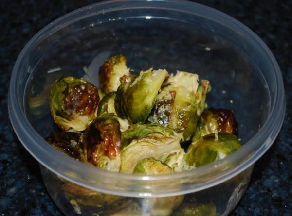 Lemony Brussel Sprouts Recipe