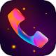 tema za telefon z barvnim klicem, barvni klic